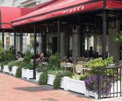 restaurant patio planters.  Patio Custom Restaurant Planters Throughout Patio Walpole Woodworkers