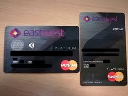 Offering 1 reward point for from having exciting reward items and exclusive deals to enjoying easy monthly payment options, getting an eastwest visa credit card is sure to. Eastwest Bank Credit Card Features Of Platinum Mastercard