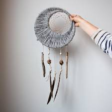 Dream Catcher Weaving Techniques Fascinating DIY Dreamcatcher Tutorials Hey Let's Make Stuff