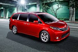 2017 Toyota Sienna Reviews and Rating | Motor Trend Canada