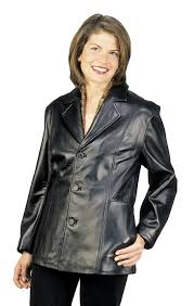 reed women s 27 misses fit three on leather jacket in imported lamb