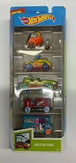 <b>Hot Wheels</b> 5 pack HW Fun Park diecast | eBay