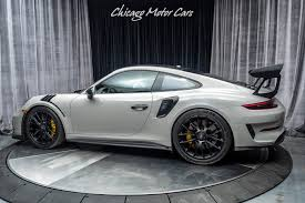 Porsche 911 gt3 models, gt2 rs, and cayman gt4 for sale in riverside, ca. Used 2019 Porsche 911 Gt3 Rs Weissach Package Only 1600 Miles 261k Msrp For Sale Special Pricing Chicago Motor Cars Stock 16403