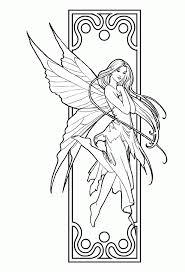 fairy coloring pages printable 6 detailed fairy coloring pages