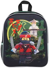 Lego Ninjago Movie LED Backpack Kai Ninjago School Bag Back Pack with  glowing swords- Buy Online in Bosnia and Herzegovina at  bosnia.desertcart.com. ProductId : 47959268.