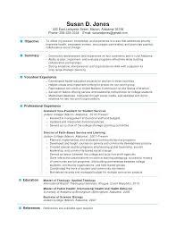 Phlebotomy Resume Entry Level Resume Sample Resume Example
