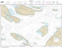 Estero Bay Depth Chart 18432 Boundary Pass Nautical Chart