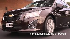 Nuevo Chevrolet Cruze 2014 - YouTube