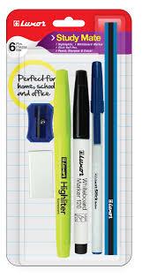 Office Ball Retail Packs Luxor Pens