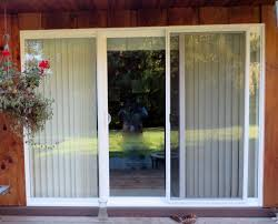 installing sliding glass door units