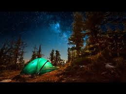 camping in the woods at night. Fine Woods Campfire Sounds  Relaxing Forest And Nature Soundscape Camping Under The  Stars YouTube Intended In The Woods At Night 0