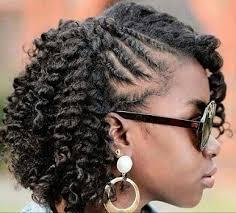 20 Idées De Coiffure Cheveux Crépus Pour Femme Entretien