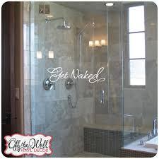 bathroom shower door etched glass or