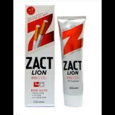 <b>Зубная паста</b> LION <b>ZACT</b> | Отзывы покупателей