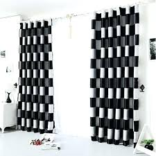 Black And White Bedroom Curtains Black And White Bedroom Curtains ...