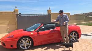 ferrari cost. 2 years living with a ferrari 360 spider - review \u0026 cost vlog 64