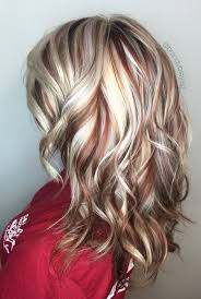 Hair Color Ideas With Red Brown And Blonde