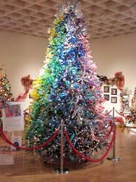 Christmas Decorations Made Out Of Plastic Bottles 100 Of The Most Creative DIY Christmas Trees Ever 69