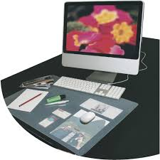 brilliant clear desk mat throughout how to office floor onsingularity com