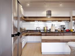 Awesome Modern White Kitchen Appliances At White Kitchen Cabinet