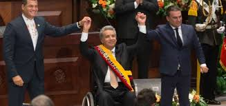 Image result for lenin moreno