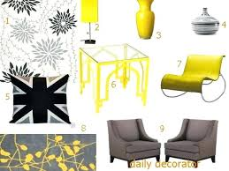 Yellow Home Decor Accents yellow home decor krepimclub 71
