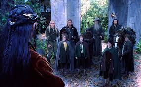 Lord Of The Rings Character Chart The Fellowship Of The Ring Plot Characters Facts