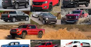 Top 10 Trucks Of 2016: A Look At Your Best Open-Bed Options