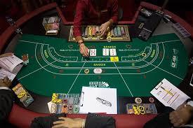 The bridge and non-folding strategy (Paroli system) in Baccarat - Corona  Resort & Casino