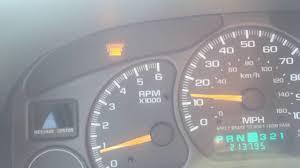 Gmc Service Engine Soon Light 2002 Chevy Avalanche 1500 5 3l Check Engine Light