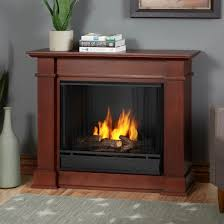 real flame devin petite inch gel fireplace with mantel dark gas log espresso guys wood stove insert chimney cleaning flue hearth marble mantels burning