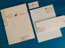 Corporate Envelope Folder Letterhead Visiting Card Artys Paper