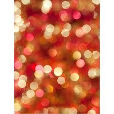 Bokeh Polka Dots Photography Backdrop Red Newborn Baby Shower Props