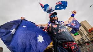 Australia Day 2021: Invasion Day ...