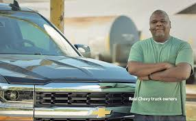 Chevy celebrates its 'Truck Legends' in centennial campaign