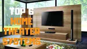 Home Tv System Design Best Home Theater System In 2019 Top 6 Home Theater Systems Review
