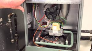Trane Xr95 Pilot Light Gas Furnaces Sequence Of Operation Quality Heating Tips 101