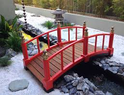 Small Picture Japanese Garden Stone Bridge Design 49 Backyard Garden Bridge