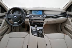 BMW 5 Series bmw 5 series red interior : 2013 BMW 5-Series Reviews and Rating | Motor Trend