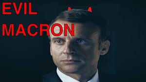 """Résultat de recherche d'images pour """"macron en diable"""""""