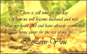 Fiance Love Quotes