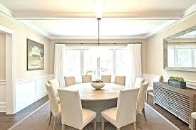 large round dining table seats 8 wonderful round table that seats 8 round dining room table