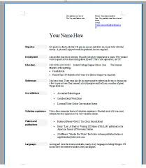 Cover Letter How Make Resume For Job How To Make A Resume For Job
