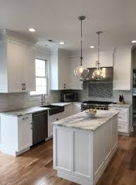 Timeless White Kitchen Design Timeless White Kitchen That We Recently Installed Which