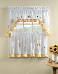 yellow and gray window curtains yellow and gray window curtains window valances kitchen curtain sets yellow and gray kitchen curtains short gray