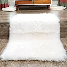 white faux fur rug bedroom faux fur rug white soft fluffy cm gy rugs with regard white faux fur rug bedroom