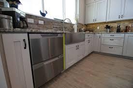 under kitchen sink cabinet. Preparing For A Farm Sink (Deerfield®) Under Kitchen Cabinet