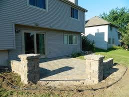 pavers small backyard patio ideas