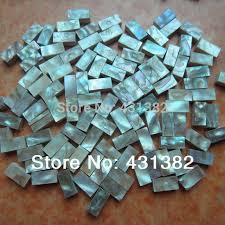 Decorative Tile Strips HYRX mother of pearl tile kitchen backsplash decorative tile 41