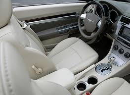 9 car interior
